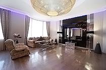 ID 0563 Пречистенка 27 - пятикомнатная квартира в аренду.