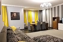 ID A 336 Трехкомнатная квартира в аренду - Столетова 7 к 1