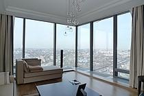 Москва-Сити аренда апартаментов башня Федерация.