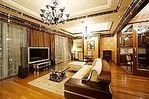 ID 067 Москва-Сити башня Москва - двухкомнатный апартамент в аренду.