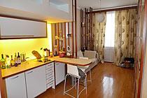 Гиляровского дом 4, квартира студио в аренду на длительный срок.
