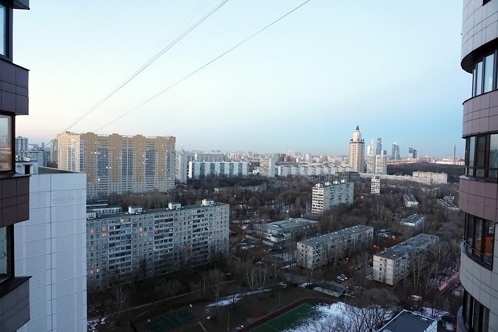 ID A374 ЖК Дом на Давыдковской 16 - аренда трехкомнатной квартиры.