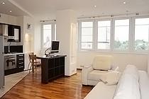 ID 0180 Предлагаем квартиру студию в аренду на длительный срок, в районе Остоженки.