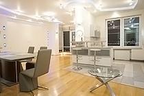 ID 0574 - Мосфильмовская дом 70 корпус 3 - квартира в аренду 189 кв. м., 5 комнат.