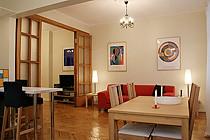 Каретный Ряд дом 5 3-х комнатная квартира в аренду.