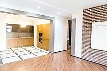 """ЖК """"Алые паруса"""" Авиационная дом 77 - четырёхкомнатная квартира в аренду. На фото представлен дизайн проект!"""