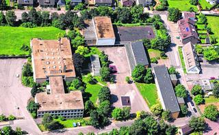 Die Realschule in Mausbach soll im kommenden Jahr mit einem Aufwand von 1,9 Millionen Euro saniert werden.