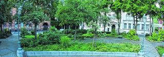 Ein königlicher Magnet sein soll die Gastronomie auf dem Kaiserplatz. Das Gebäude im Viertel vor der kaiserlichen Post soll größer ausfallen als zunächst gedacht.Foto: J. Lange