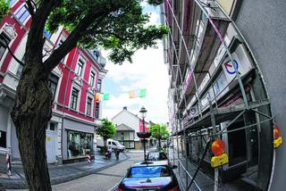 Weit mehr als 15 Millionen Euro private Investitionen sollen durch die Landeszuschüsse für die Innenstadt ausgelöst werden.Foto: J. Lange