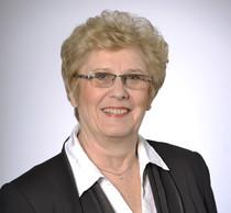 Die Vorsitzende der Frauen Union Stolberg Edith Nolden