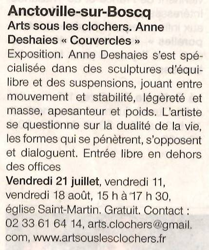 Ouest-France - 19 juillet 2017