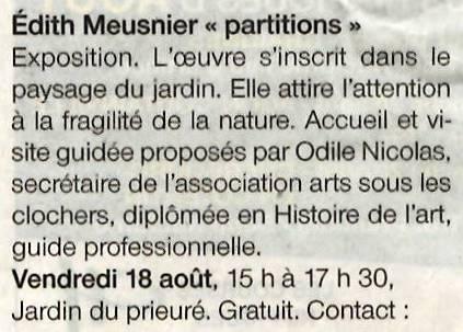 Ouest-France - 18 août 2017