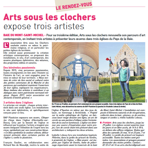 Côté Manche n°315 - 23 au 29 mai 2018