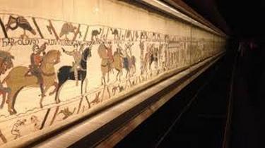 la Tapisserie de la Reine Mathilde à Bayeux