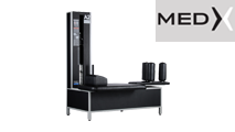 MEDX-Gerät für das Krafttraining
