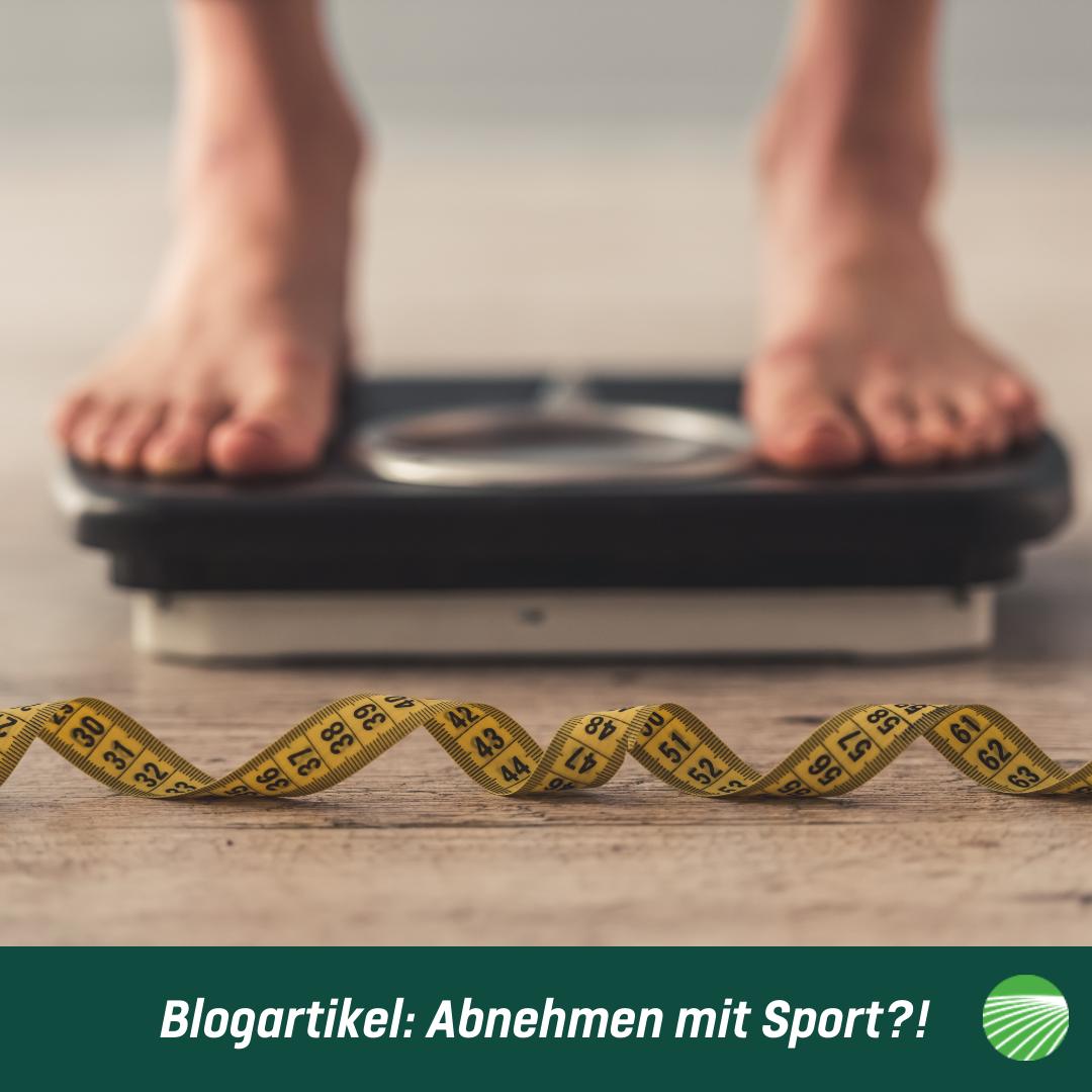 Hilft Sport beim Abnehmen?