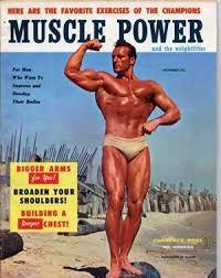 So sah ein Sieger in den 40er Jahren beim Mr. America aus!