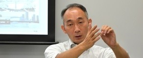 講演中の木村先生