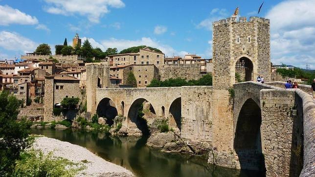 Besalu in Girona
