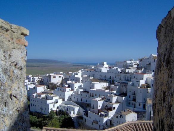 Vejer de la Frontera in Cadiz