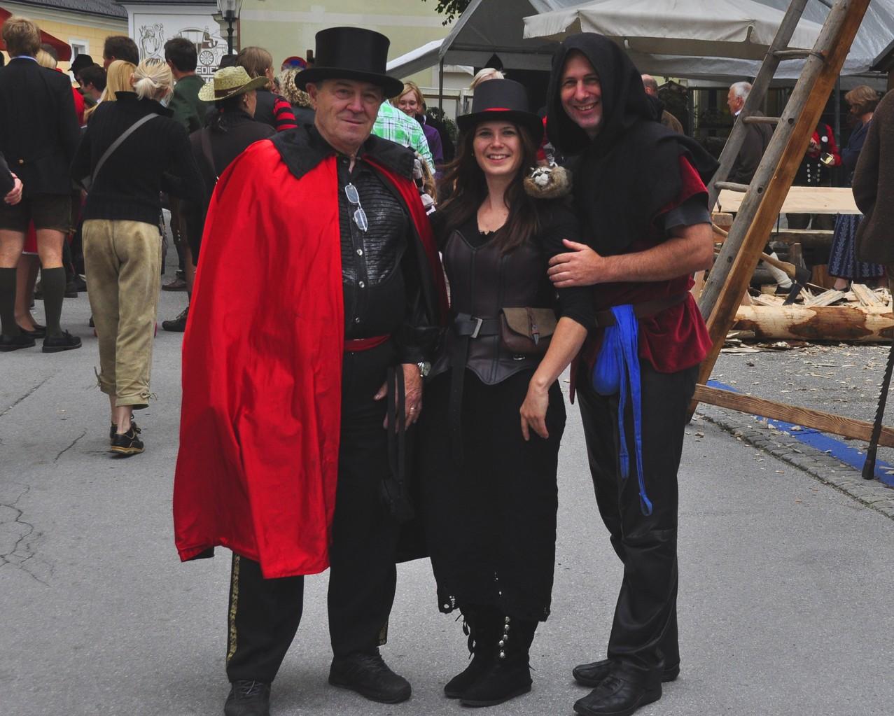 Lederhosenfest mit Die Zauberin