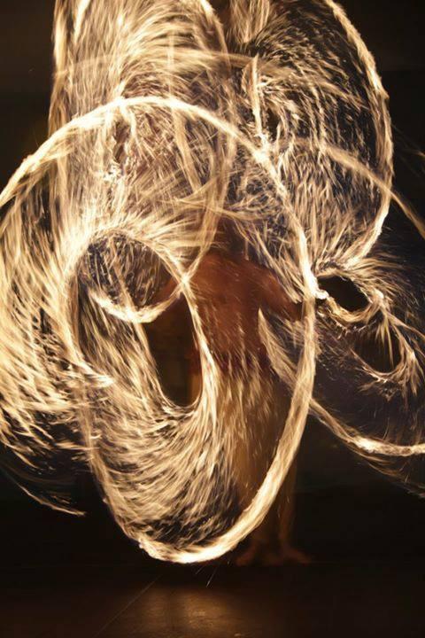 """Feuershow """"Flamare Magica"""""""