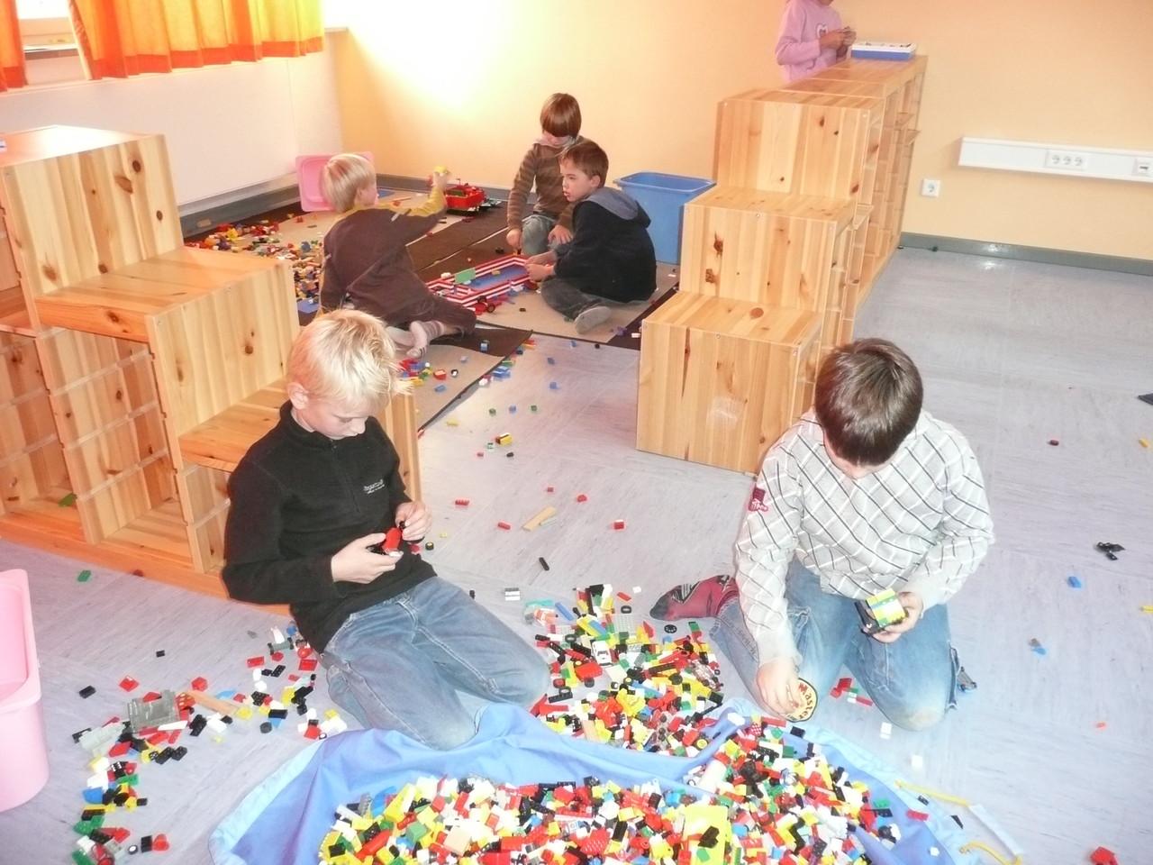 Im Legoraum