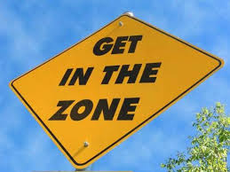 Get Into A ZONE