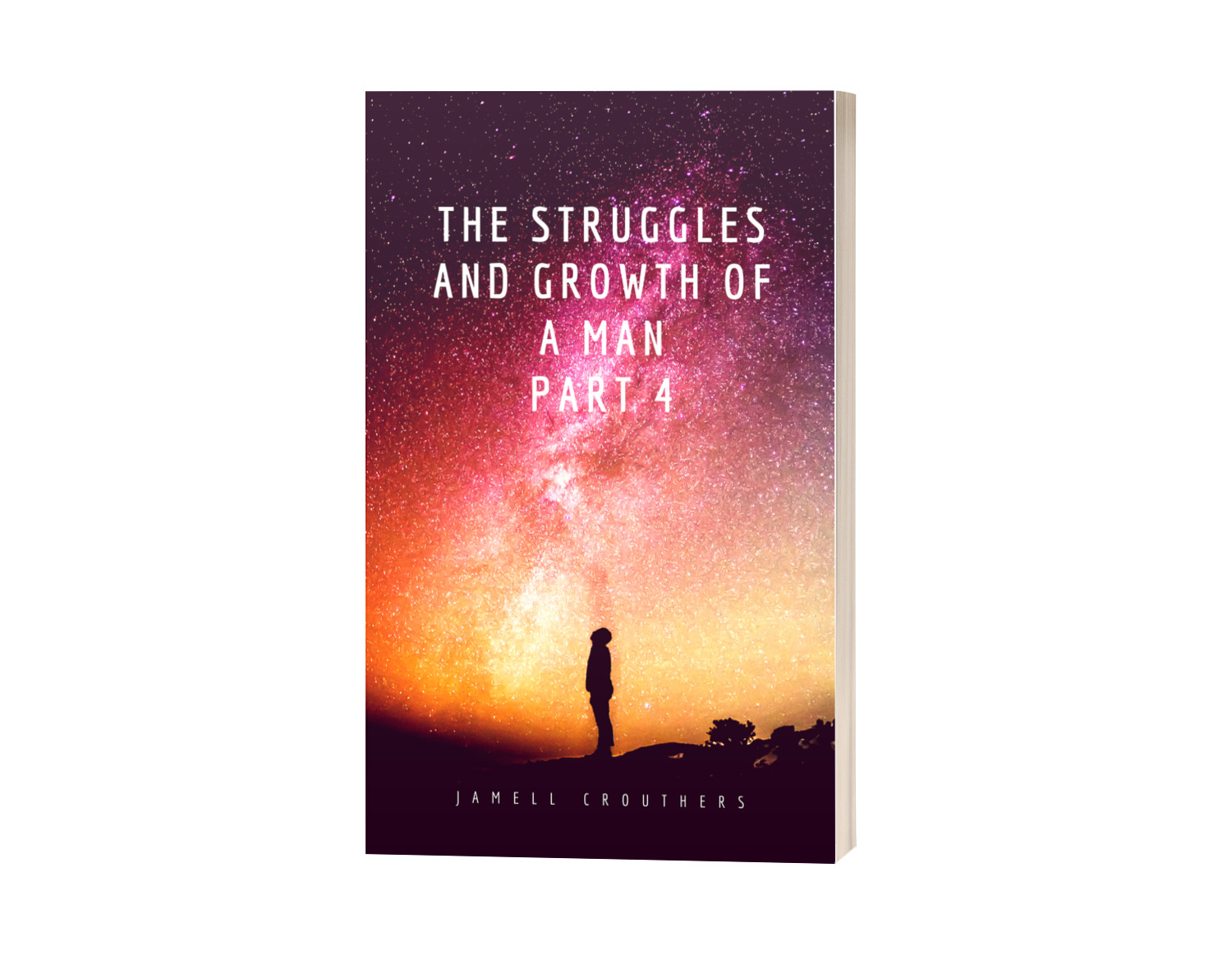 Struggles and Growth Part 4 goes back and forth between Robert and Michael as they share where they are mentally and emotionally in life.