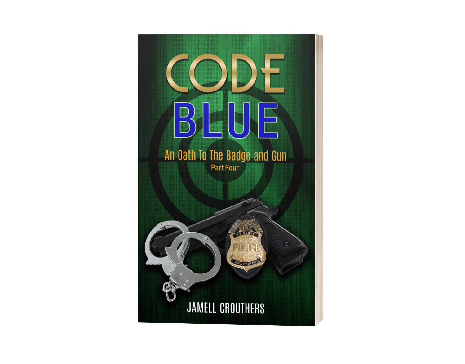 Code Blue Part 4 is where Gary is at wits end. He finally decides to come forward with all that he knows and has been part of for months at a time.