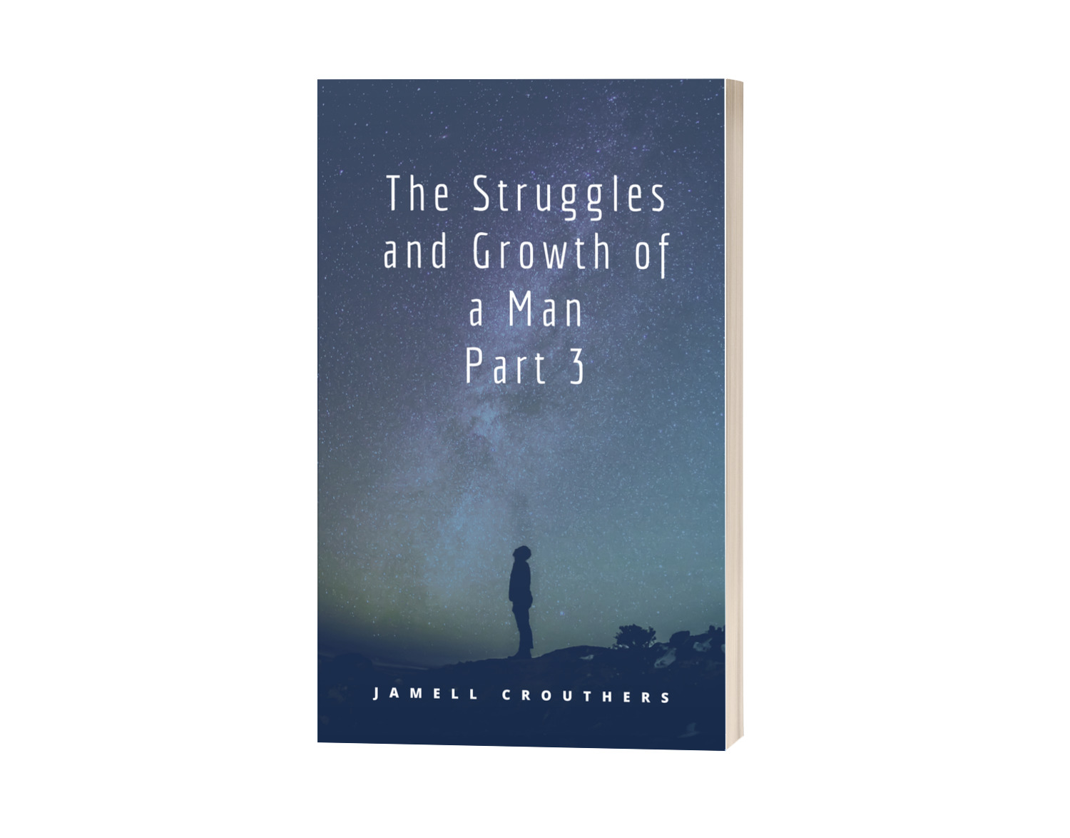 Struggles and Growth Part 3 is the transitional part of the series where he reflects on his life and where he's from but also his younger brother Michael coming home from prison. There's some adjustments that Robert must make and you get to know Michael.