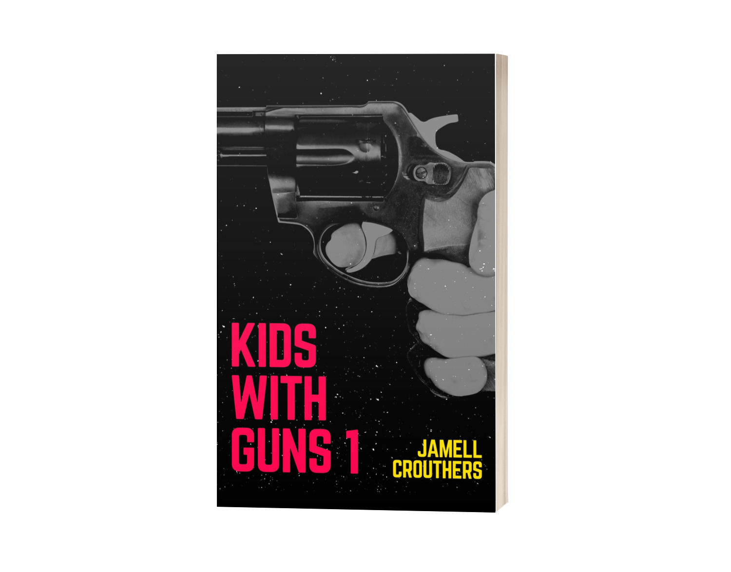 Kids With Guns Part 1 is a defining book where Matthew and Max walk into school with an arsenal of guns and attempt to take out anyone in their path.  The story is told from various perspectives...