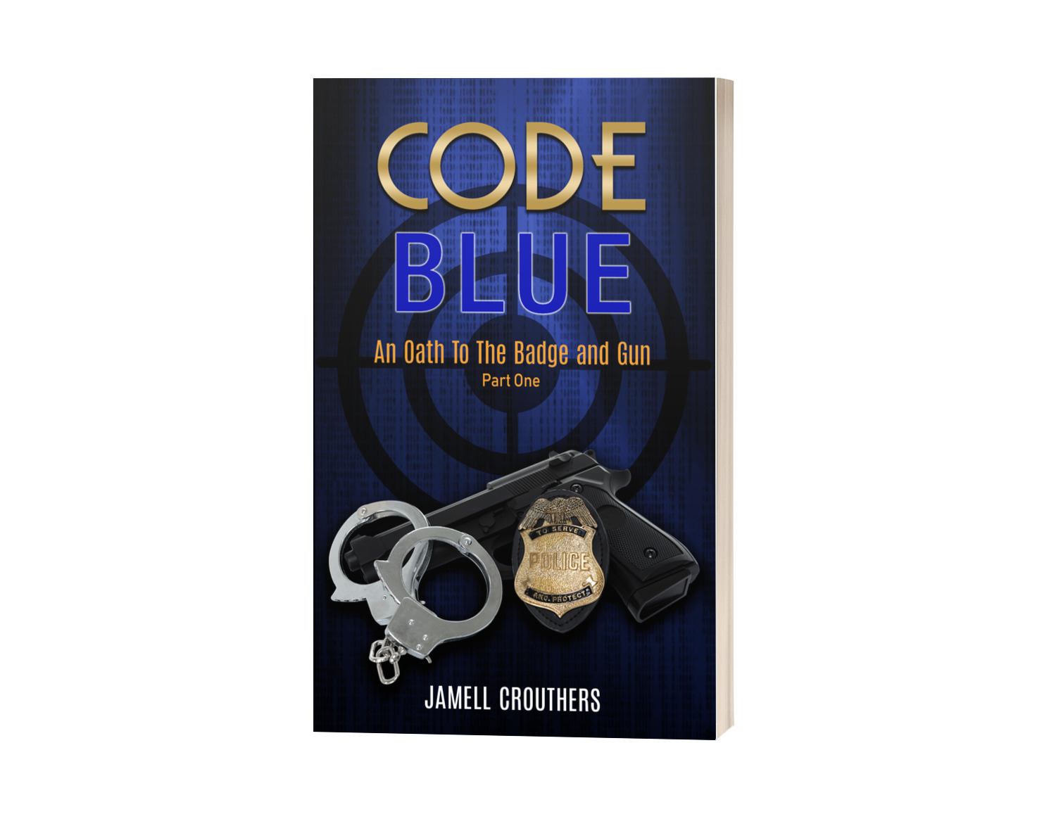 Code Blue Part 1 tackles various social issues that permeate police departments around the country. Gary is a good cop caught up in a lot of corruption.