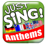 Icon Just SING! – National Anthems
