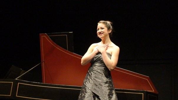 Récital maîtrise/Masters récital, 2008.