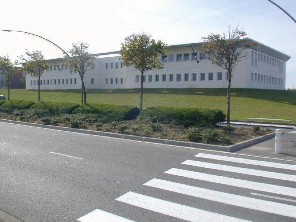 Bureaux Eurotunnel - Coquelles