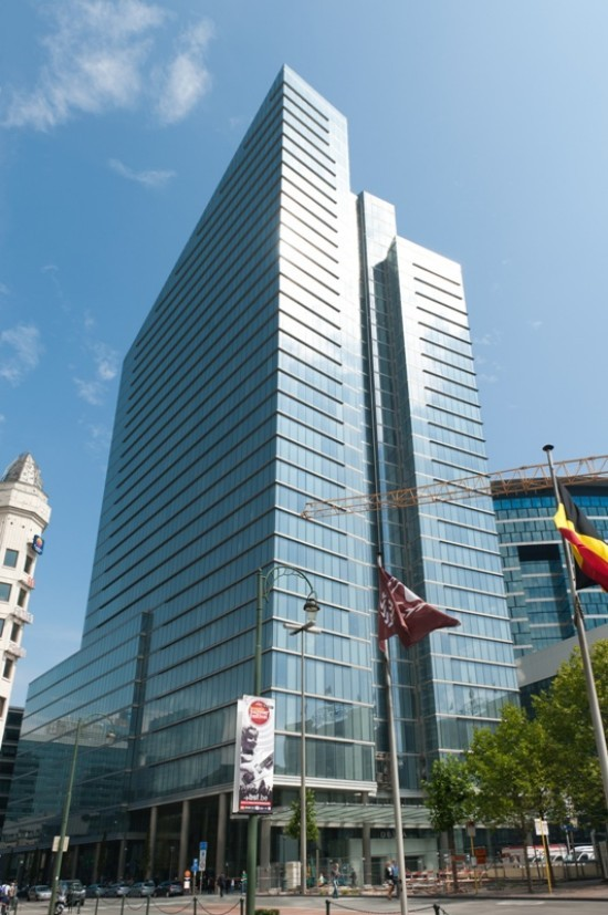 Tour Dexia - Bruxelles