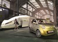 Rinspeed auf der Genfer automesse