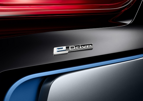 BMW eDrive