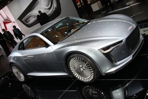 Audi e-tron AMI LEIPZIG 2010