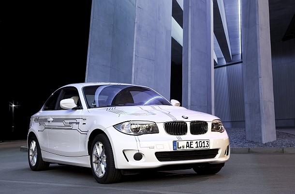 Elektroauto von BMW