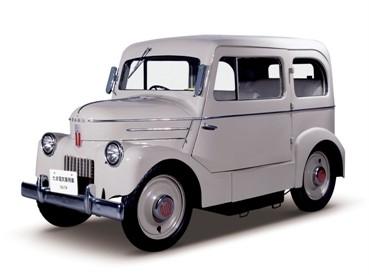 Nissan Tama, erstes japanisches Elektroauto