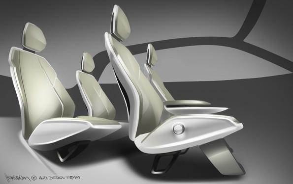 2010 Audi A2 Concept photo - 1