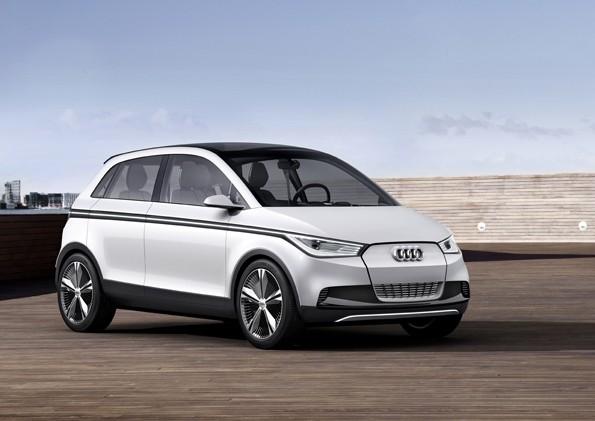 Audi A2 concept    Foto: Audi AG
