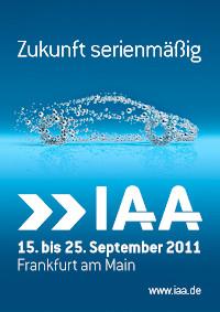 IAA 2011 zeigt Elektroautos