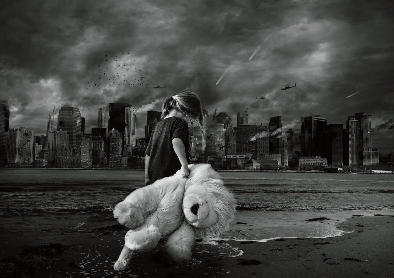 災害が多発する地球と「人新世」が未来に残す痕跡