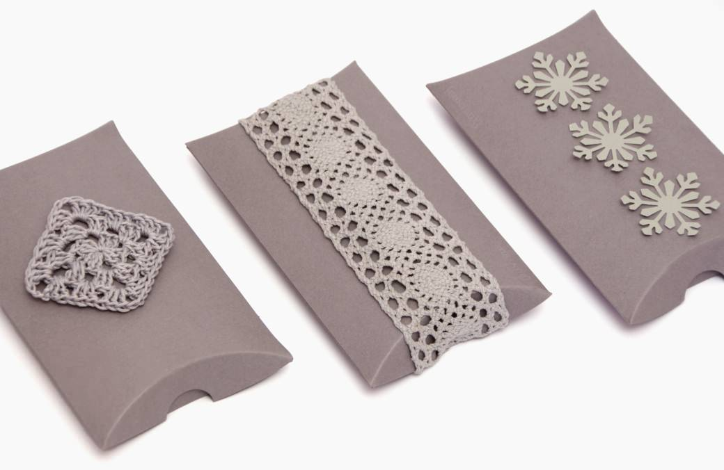 Fridolina hygge geschenkeverpacken gift box gift wrapping xmas x-mas weihnachten fridolina.si lace spitze band