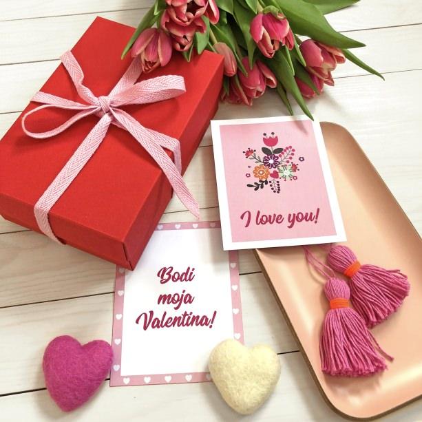 fridolina darilna škatla darilne škatle valentin ljubezen love valentines day tassel garn und mehr kaligrafija buntbox calligraphy