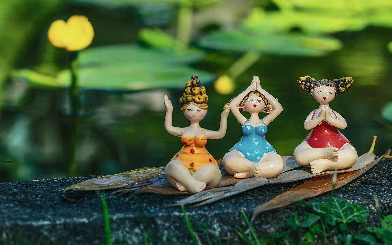 News März 2021 - indoor, outdoor & online Yoga