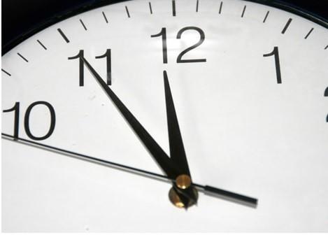Jede Stunde ist ein Baustein für die Zukunft. (Deutschland)